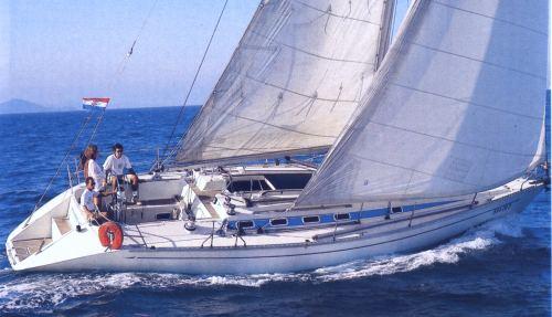 Segelyachten  Skipperpraxis Segelkurse in Kroatien auf Segelyachten